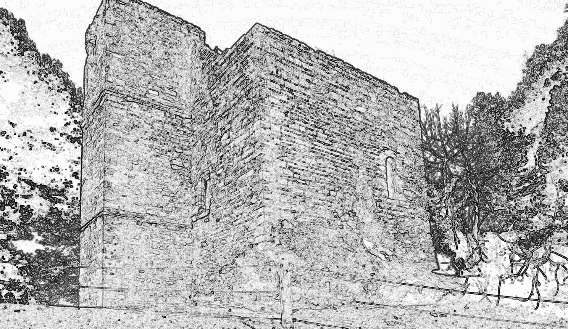 Donjon St Michel Cucuron