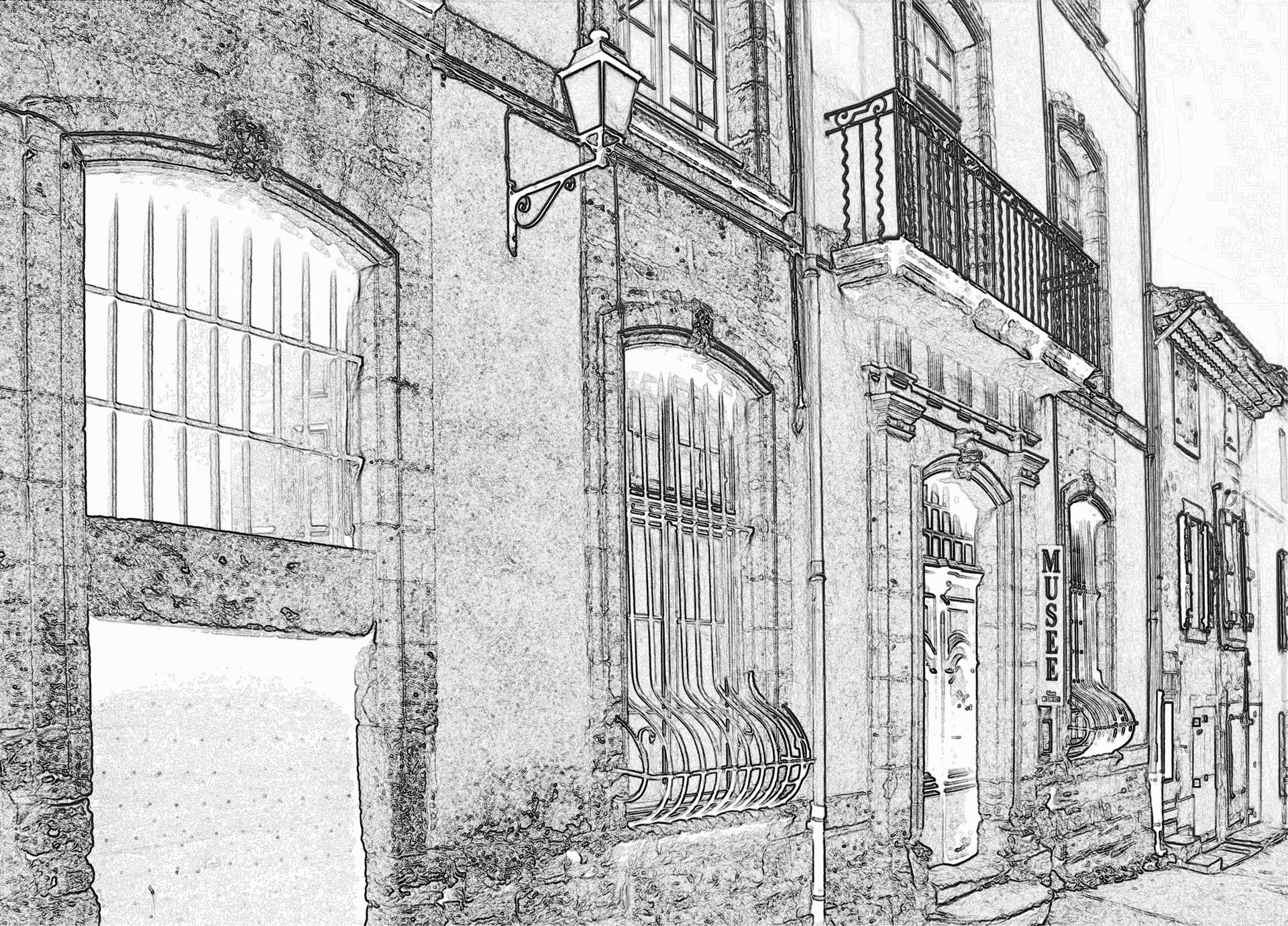 Hôtel des Bouliers à Cucuron