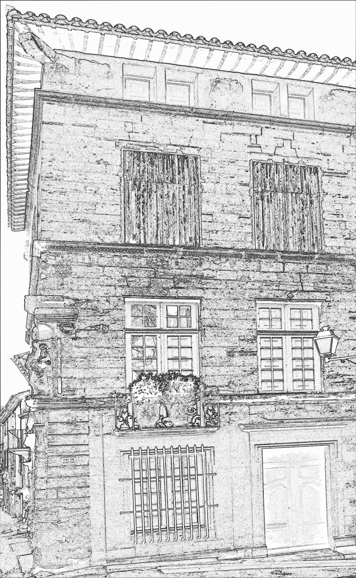 Maison des Consuls à Cucuron