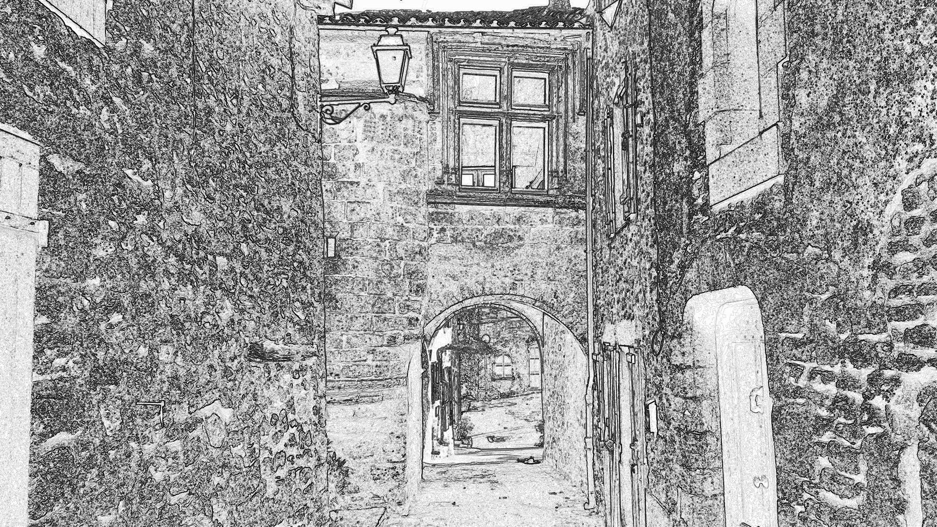 Maison dite de la Reine Jeanne à Cucuron