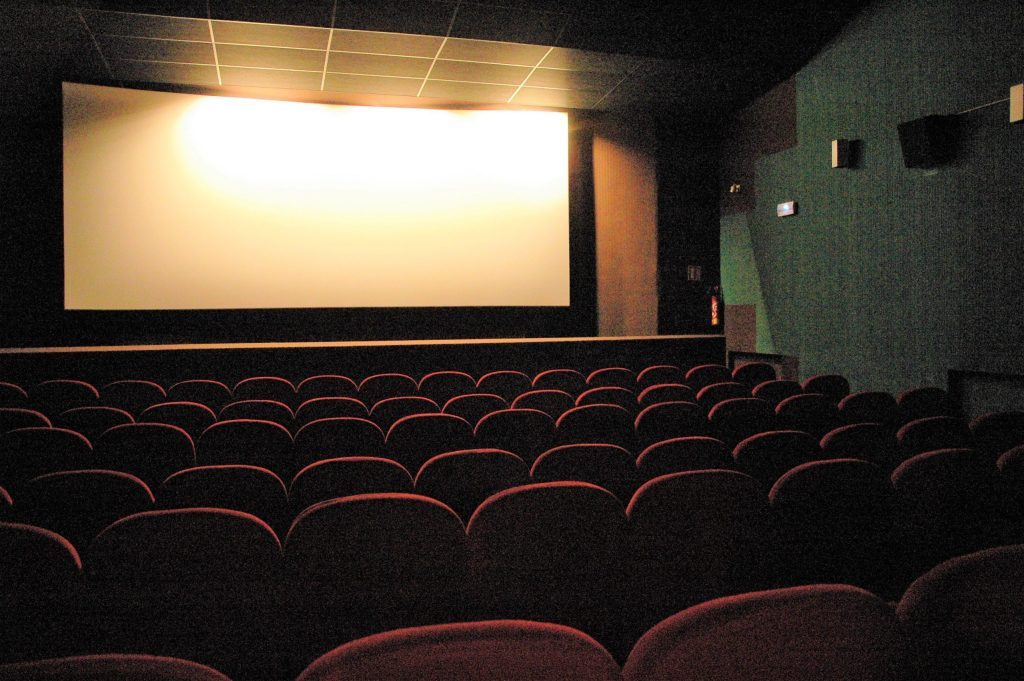 cinema a cucuron